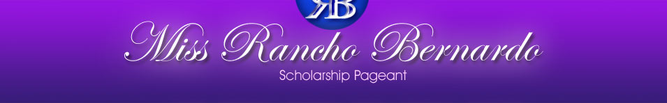 Miss Rancho Bernardo Scholarship Pageant